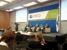 Conference on Patent Statistics for Decision Makers, OECD, November 27th-29th 2012
