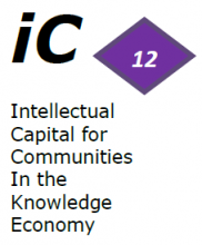 IC12 The World Conference on Intellectual Capital for Communities-12th edition