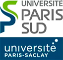 Logo Université Paris Sud Paris Saclay